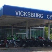 Vicksburg Cycles