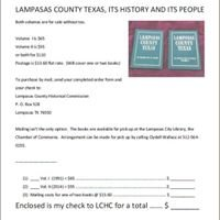 Lampasas County Historical Commission