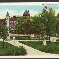 Historic Mount Vernon Walking Tour