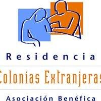 Residencia Colonias Extranjeras