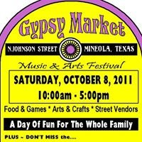 North Johnson St. Gypsy Market