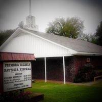 Primera Iglesia Bautista Hispana, Pittsburg, Texas.
