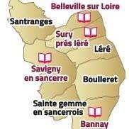 Réseau des médiathèques du Haut Berry - Val de Loire