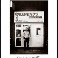 Desmonds Barber Shop, St Helens