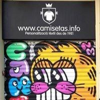 Camisetas personalizadas Tienda en Barcelona