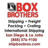 Box Brothers of San Diego