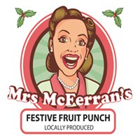 Mrs Mcferrans Festive Christmas Punch