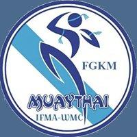 FGKM Departamento de Muaythai Ifma-Wmc