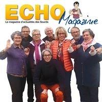 Echo Magazine Sourds