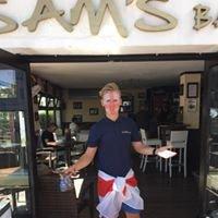 Sam's Bar, Spain