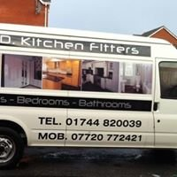A.D. Kitchen Fitters