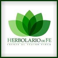 El herbolario de Fe