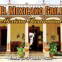 El Mexicano Grill-Ennis