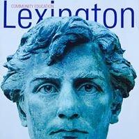 Lexington Community Education