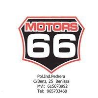 Motors 66 Benissa