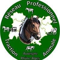 Réseau Rhône-Alpes Traction Animale