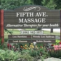 Fifth Ave. Massage