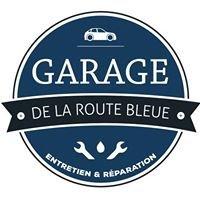 Garage de la route bleue