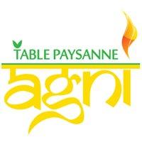 Table Paysanne Agni