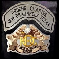 Gruene Chapter Harley Owner's Group