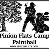 Pinion Flats Camp Paintball