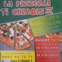 Pizzeria Ti chinois III Saint Louis