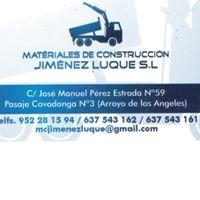 Materiales de Construccion Jimenez Luque S.L.