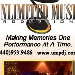 Unlimited Music Productions: Professional DJ, Cleveland OH