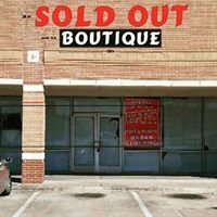 Sold Out Boutique