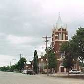 St Joseph Catholic Church - Rowena, Texas