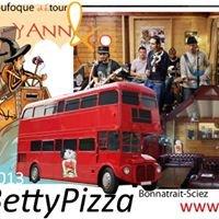 Pizza Betty !