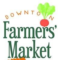Downtown Farmers' Market Cuero