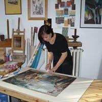 Atelier de restauration d'Emese Turi-Turgonyi