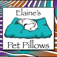 Elaine's Pet Pillows and Shared FURspectives Pet Services