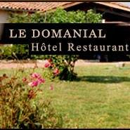 "Hotel Restaurant  "" Le Domanial """