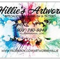 Hillies Artwork