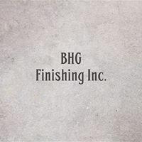 BHG Finishing Inc.