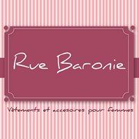 Rue Baronie