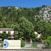 Ecole Escoulen - Tournage sur bois