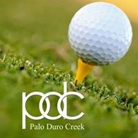 Palo Duro Creek Golf Course