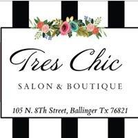 Tres Chic Salon & Boutique