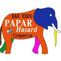 Papar Hasard - bar expo crêperie