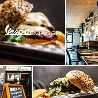 La Vespa Burgerbar