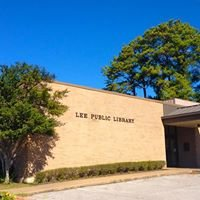 Lee Public Library - Gladewater
