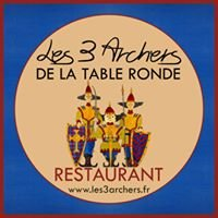 Les 3 archers de la table ronde
