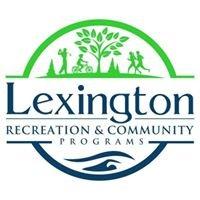 Lexington Recreation and Community Programs