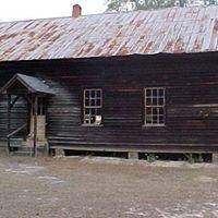 Mt Zion Primitive Baptist Church ca 1842