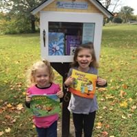 Little Free Library 30466 in Frenchville, Pennsylvania