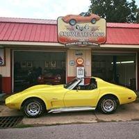 Cooks Corvette Shop