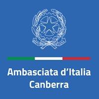 Italian Embassy Canberra